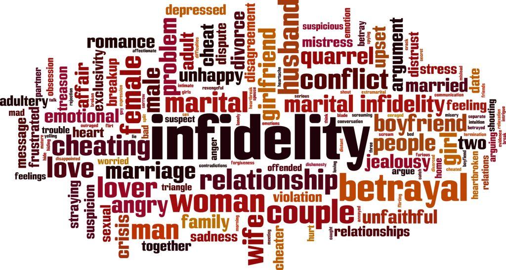 affair - infidelity - cheating - divorce